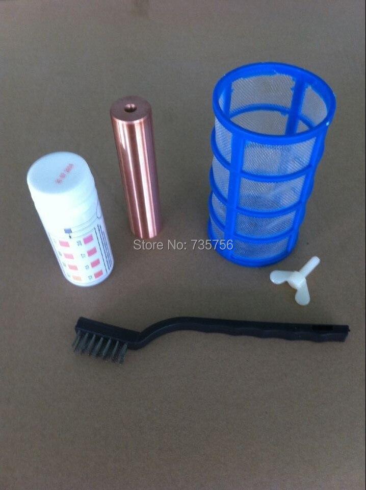 Pastrues Portable Ionizer Pool Solar Pastron Bakteret e Algave deri - Pajisje shtëpiake - Foto 5