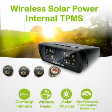 High-grade Solar Power TPMS  Tire Pressure Monitoring System,  tyre pressure Diagnostic-tool