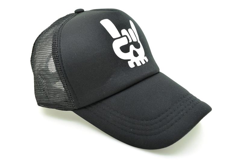 black trucker hat DSC_1608