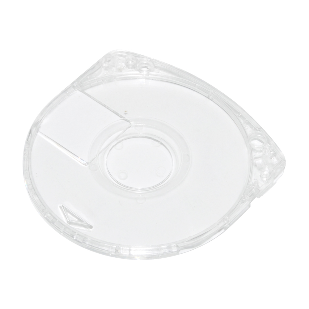 100PCS Replacement Clear Game Disc Storage Shell Case Box For PSP UMD Protective Cover