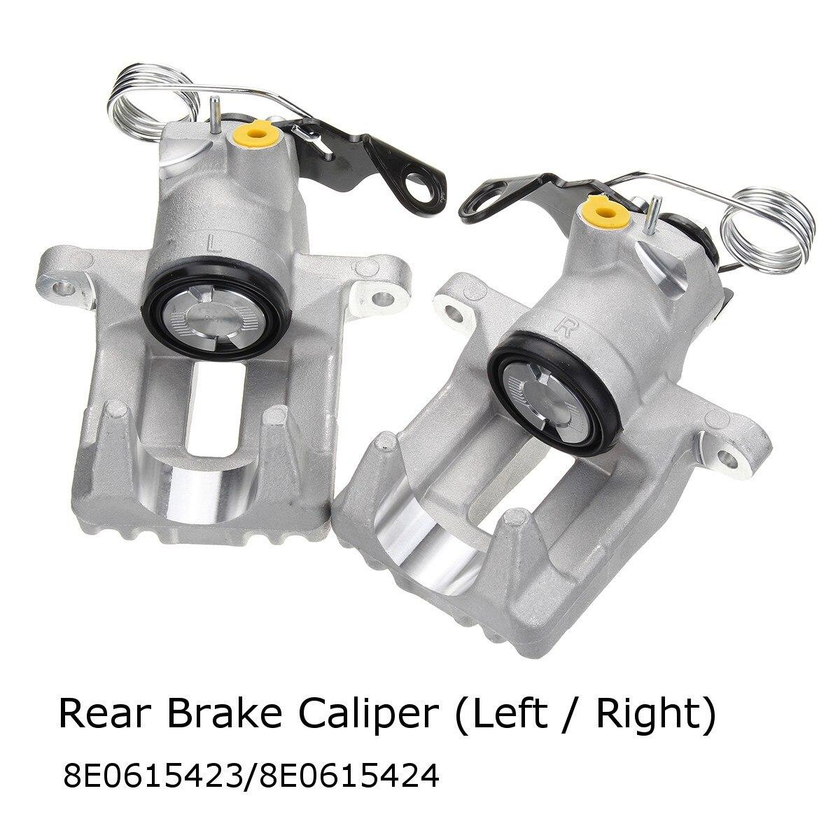 Rear Brake Caliper Left Right 8E0615423 8E0615424 For VW Audi Skoda