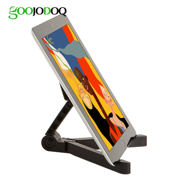 GOOJODOQ For iPad 2018 Holder Foldable Desk Tablet Stand Holder for iPad Air 2 Pro 11 Samsung Galaxy S8 S6 Edge for Mi pad 4