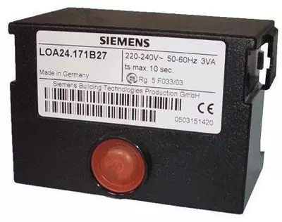цена на The original program controller LOA24.171B27 burner accessories program controller loa24