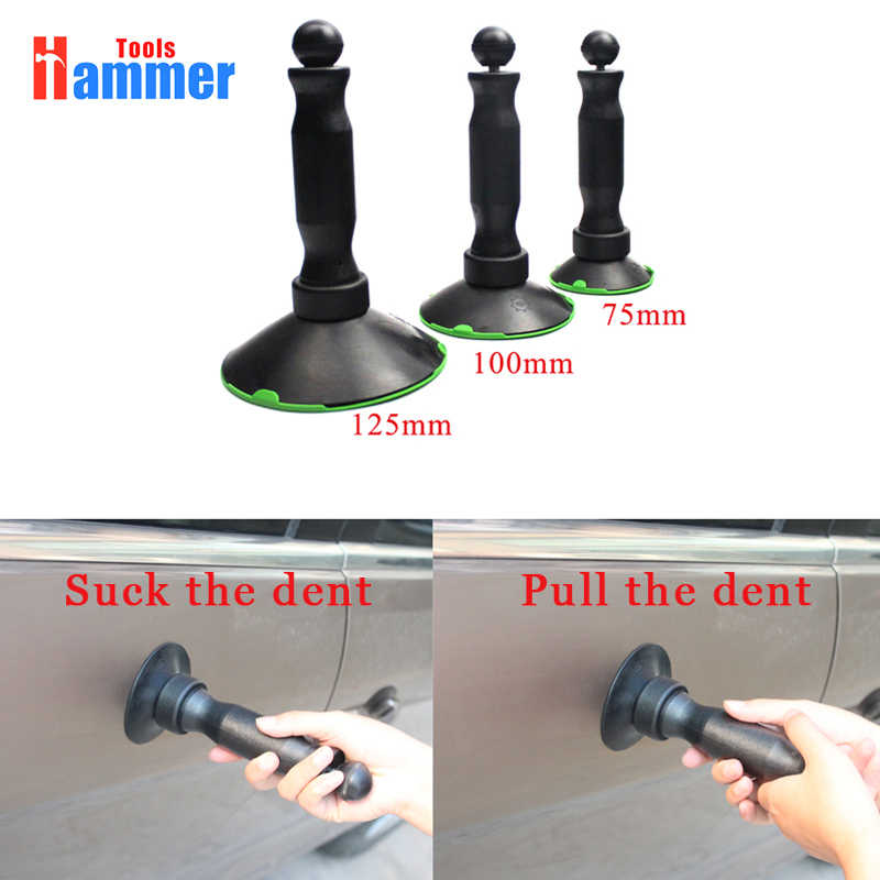 75mm 100mm 125mm PDR tools suction cups for paintless dent