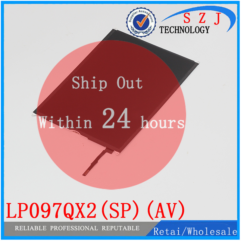 New 9.7'' inch LCD Screen for LP097QX2(SP)(AV) For iPad Air 5 5th iPad 5 A1474 A1475 <font><b>A1476</b></font> LCD Display Screen Replacement image
