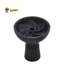 HONEYPUFF Whirlwind Vortex FDA Silicone Phunnel Hookah Bowl Dia. 70 MM