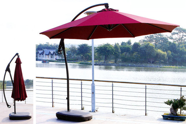 Super solid household outdoor umbrella parasol umbrellas beach