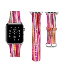 42mm 38mm Ambilight series Iwatch Apple watch strap