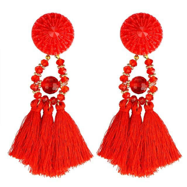 Fashion Tassel Earrings 2