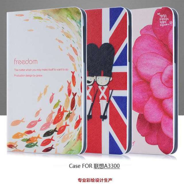 sneakers for cheap 25b04 40f67 US $18.99  Lenovo A3300 a7 30 a3300 hv Pad Case Bag Lenovo Pad Flip Leather  Case Cover Skin Shell Tablet PC Pad Accessories-in Tablets & e-Books Case  ...