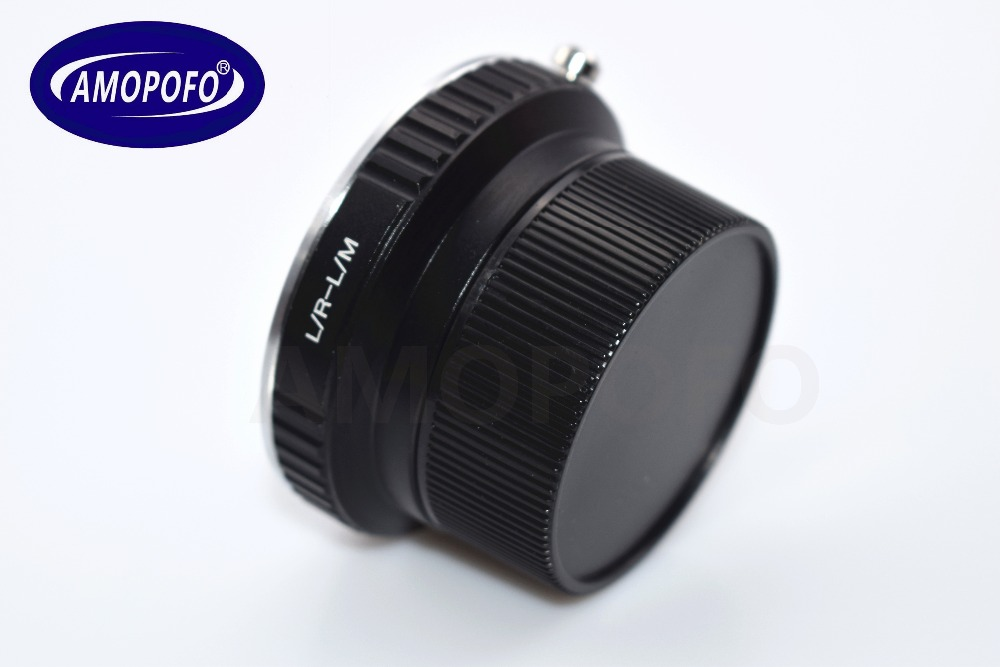 LR-LM Adapter For Leica R LR Lens To For Leica M L/M M9 M8 M7 M6 M5 For TECHART LM-EA 7