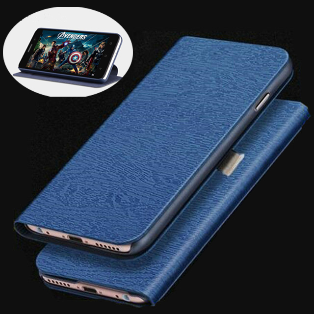 Luxury PU Leather For Fly IQ4413 EVO Chic 3 Case Wallet Silicone Back Cover For Fly IQ4415 Quad ERA Style 3 Case Flip Coque Bags