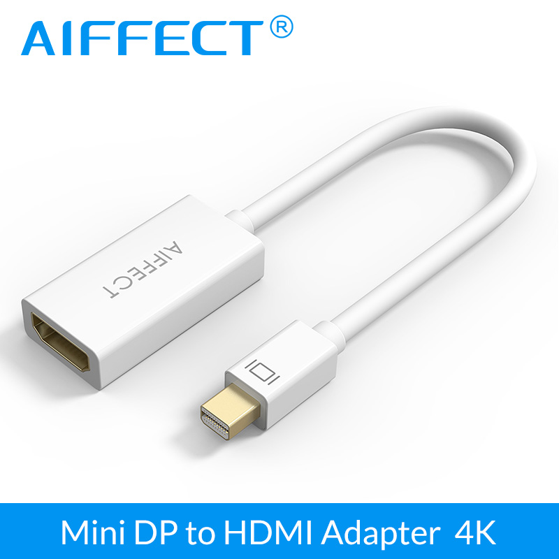 Aiffect new mini dp to hdmi uhd adapter mini displayport - Is the thunderbolt port a mini displayport ...