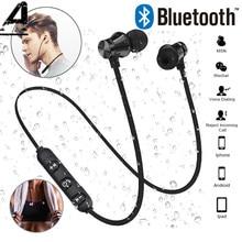 Спортивные Bluetooth наушники ушные крючки беспроводные наушники 4,1 Наушники для бега стерео наушники Сабвуфер пот наушники