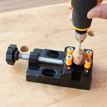 все цены на New Style 57mm Adjustable Mini Jaw Bench Clamp Drill Press Vice Table Vise DIY Sculpture Craft Hand Tool Woodworking онлайн