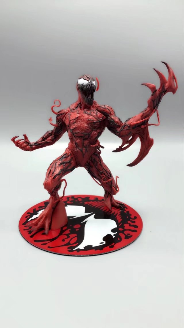 The Amazing SPIDERMAN VENOM CARNAGE ARTFX Statue 1//10 Scale Pre-painted Figure