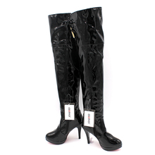 ENMAYER Big size 34-43 Women Knee Boots Sexy High Heels Platform Round Toe Buckle Over the Knee Boots Winter Spring Shoes Women
