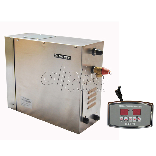 Special Section Free Shipping 3kw220-240v50hz Domestic Use Qualified 201# Stainless Steel Energy Conservation Steam Bath Generator For Home Use Bathroom Fixtures