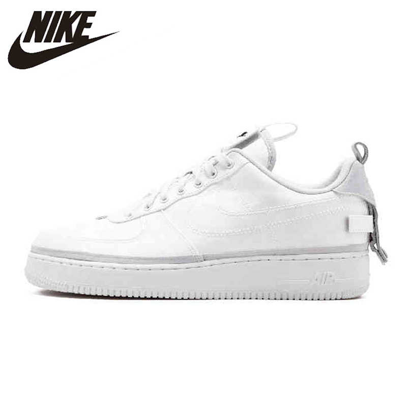 US $84.66 49% OFF|Nike Air Force 1 A Cold Wall AF1 ACW Joint Men's Skateboard Shoes,Original and Comfortable Outdoor Sports Shoes AQ5644 991 in