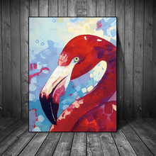 Picture Canvas painting animal poster wall art home Decorative prints art wall Abstract painting wall pictures for living room