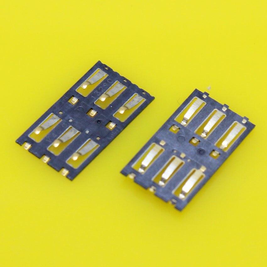 cltgxdd KA-135 SIM Card Reader Holder Tray Slot Connector For Nokia Lumia 800 900 1020 N800 N9,for Xiaomi 3 M3 Mi3
