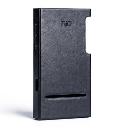 Leather case LC-Q5 for FiiO DSD Amplifier DAC Q5 case cover
