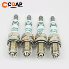 4pcs/lot IK20 5304 IRIDIUM POWER Spark Plugs For Toyota Honda Nissan Volvo spark plugs for car  IK20-5304 IK205304