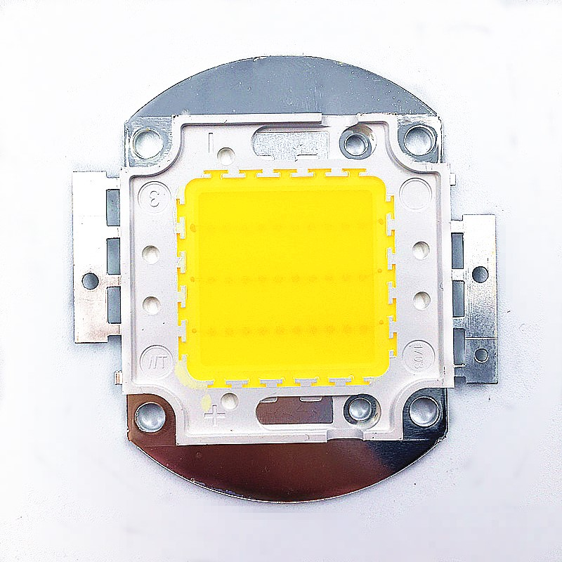 6000k /4000k Diligent 1pcs 30w Warm White3000k High Power Led Flood Light Lamp Bead Cob 33mil Chip Module 30-34v 900ma 40mm 3000lm Utmost In Convenience
