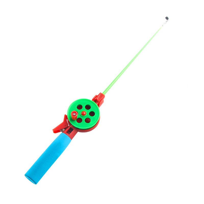 40cm Winter Ice Fishing Rod Portable Outdoor Fishing Rod with Sports Spools Ultra-light Fishing Tackle Combination