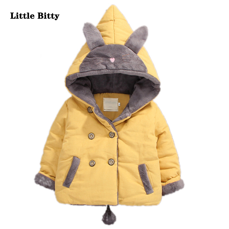 Baby Boys Jacket For Winter Boys Coat Kids Hooded Outerwear Baby Coats Girls Costume children clothing kids hoodie jeacket