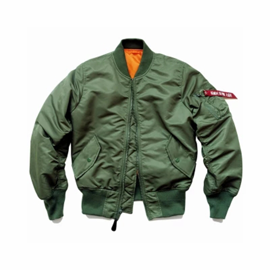 Thick Motorcycle Bomber Jackets Men Military Army Green Hip Hop Pilot Jacket Men Military Streetwear Jaqueta Masculina Coat Men