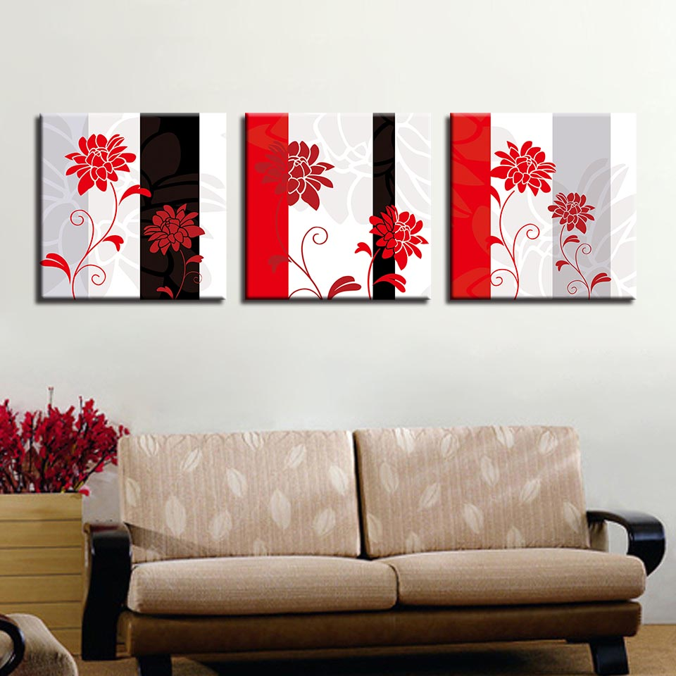 Canvas Wall Art Pictures For Living Room Decoration HD Prints Poster ...