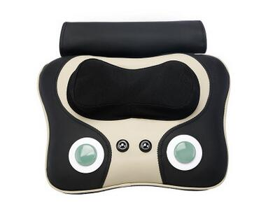 Healthsweet Multifunctional massage pillow Far Infrared heat physiotherapy cushion for neck waist and back massage massage chair cushion for neck shoulder back waist with far infrared heating and vibration massage heat seat for home car office