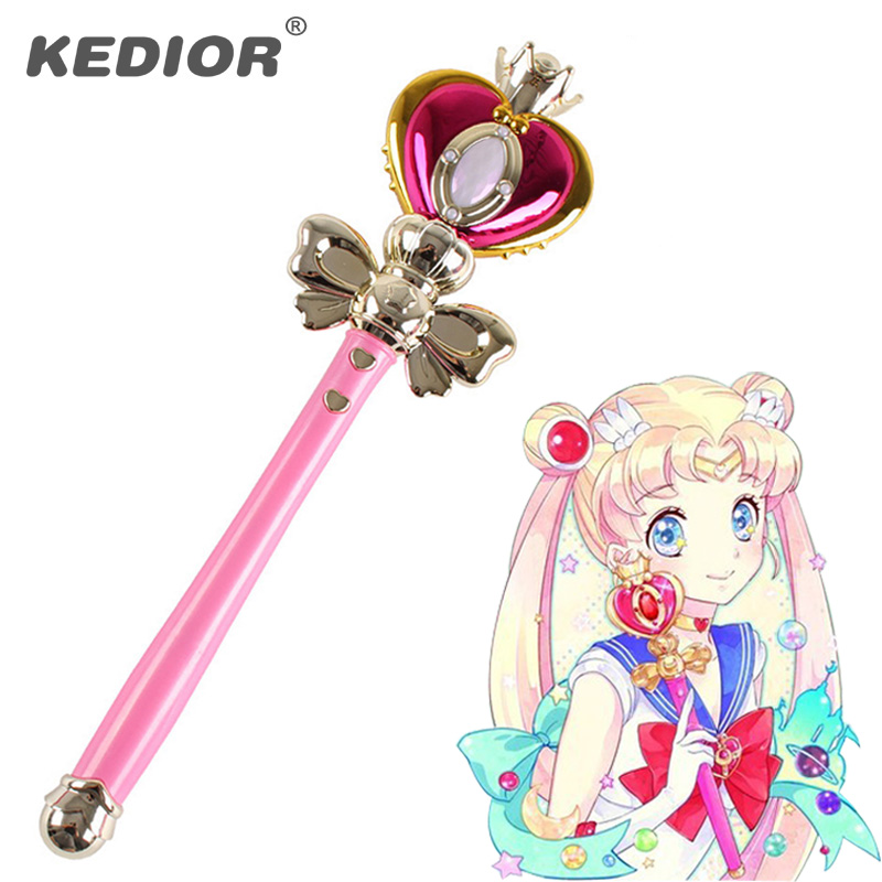 font b Sailor b font font b Moon b font Wand Magic Henshin Rod Musical