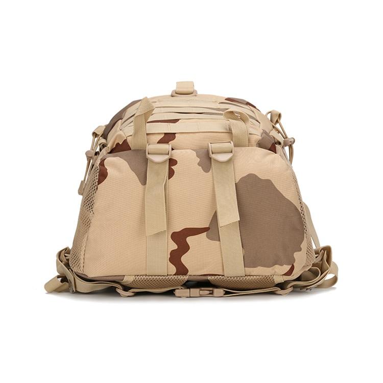 Камуфляж Молл 3 P тактический военный рюкзак Оксфорд спортивная сумка кемпинг альпинистские сумки путешествия Туризм рыболовные сумки - 4