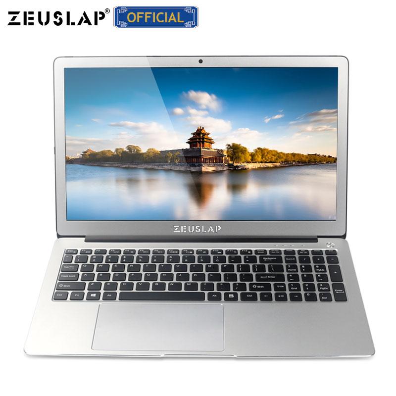 15.6 polegada 8GB de RAM + 256GB SSD Intel Core i7-6500U GT940M Sistema Win10 Ultrafinos Gaming Laptop Placa Gráfica notebook Computador