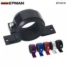 Алюминиевый кронштейн для одного топливного насоса/Кронштейн топливного фильтра 60 мм 044 кронштейн для сиденья 2001-2006 EP-CA118