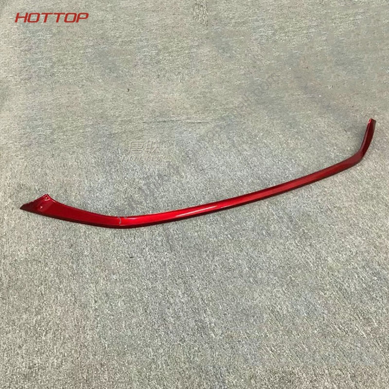 1PCS Carbon Texture Chrome Front R Bumper Trim Cover Molding FOR Toyota C-HR CHR C HR 2016 2017 2018 Car Accessories Styling Red wltoys v272 09 protection cover for v272 v282 v292 mh370 h111 r c quadcopter red
