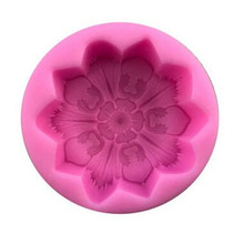 3D Flower Pattern Silicone Cake Mold Fondant Candy Cookie DIY Kitchen Baking Decorating Tool Wedding Cake Decorating Tools