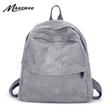 Women Backpack Youth Small Solid Casual Backpacks Students S