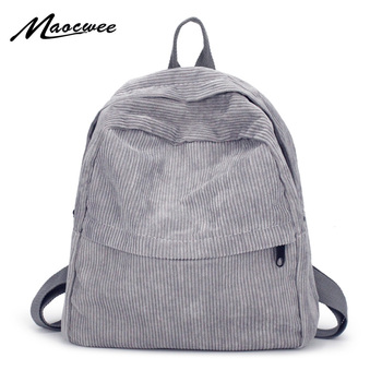Women Backpack Youth Small Solid Casual Backpacks Students School Bag Teenage Girls Vintage Laptop Bags Rucksack Mochila brand rushed 2018 head layer vintage cow leather teenage womens daily school laptop brown solid travel bag preppy backpacks