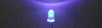 100 шт. УФ светодиод 5 мм <font><b>ultravioleta</b></font> диоды Ясно УФ diodo 5 мм <font><b>LED</b></font> диод ультрафиолетового Ультрафиолетовый светодиод 5 мм лампада <font><b>led</b></font> комплект