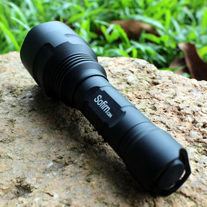Image 4 - Sofirn C8A Kit Tactical LED Flashlight 18650 Cree XPL2 Powerful 1750lm Flash light High Power Torch Light with Battery Charger