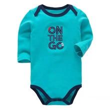 Baby Underwear Clothing Newborn Bodysuit Long-Sleeve Girls Infant Boys Cotton
