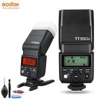 Godox Mini Speedlite TT350O Camera Flash TTL HSS GN36 + X1T O Transmitter Trigger for Olympus/Panasonic Mirrorless DSLR Camera