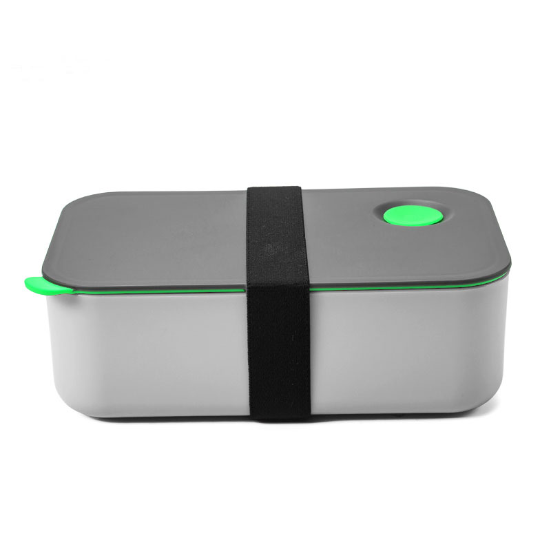 High quality Bento Microwave dinnerware <font><b>set</b></font> students food container kitchen appliances with bag
