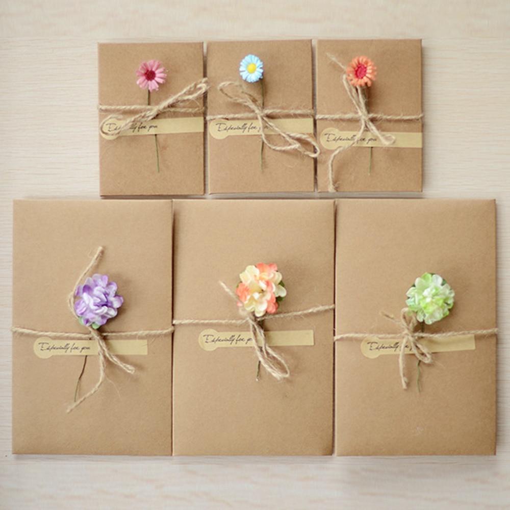 Aliexpress Com Buy 10pcs DIY Greeting Cards Word Message