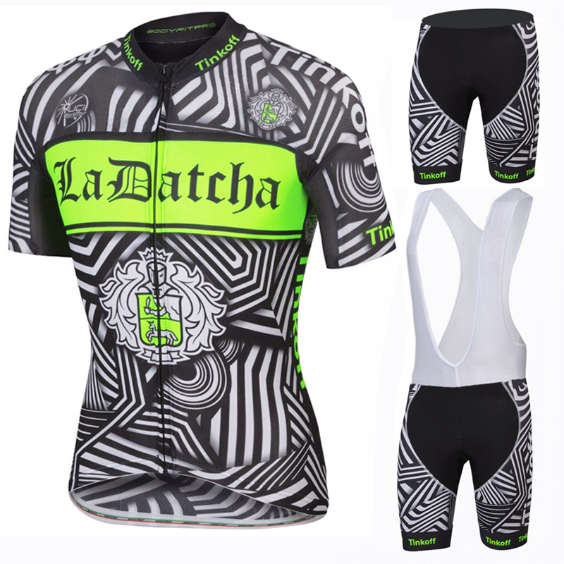 SaxoBank Tinkoff Cycling Jerseys Quick Dry Ropa Ciclismo Cycling Clothing Breathable  Cycling sportswear-in Cycling Jerseys from Sports   Entertainment on ... d00783020