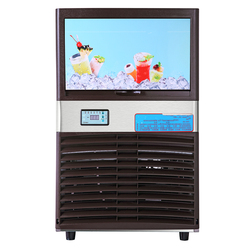 KK120 30kg/ 24 h production commercial full automatic portable ice maker ice maker machine for sale
