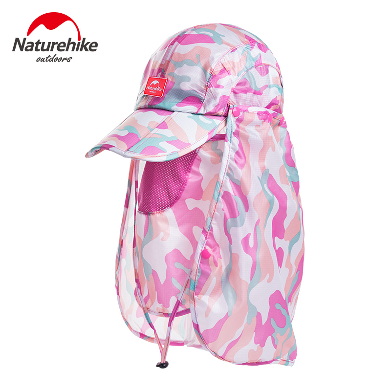 Prix pour Naturehike-nouveau réglable protection uv unisexe femmes hommes soleil d'été visière chapeau